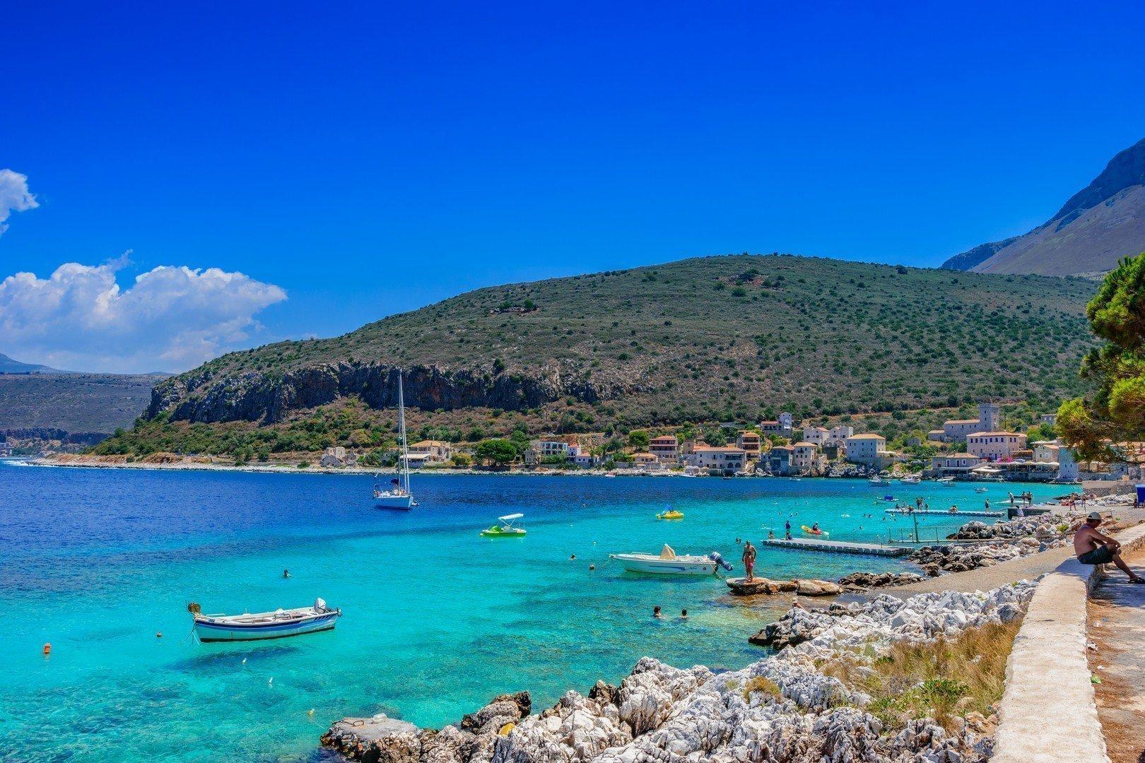 Mani, Peloponeso, Peloponnese, Limeni