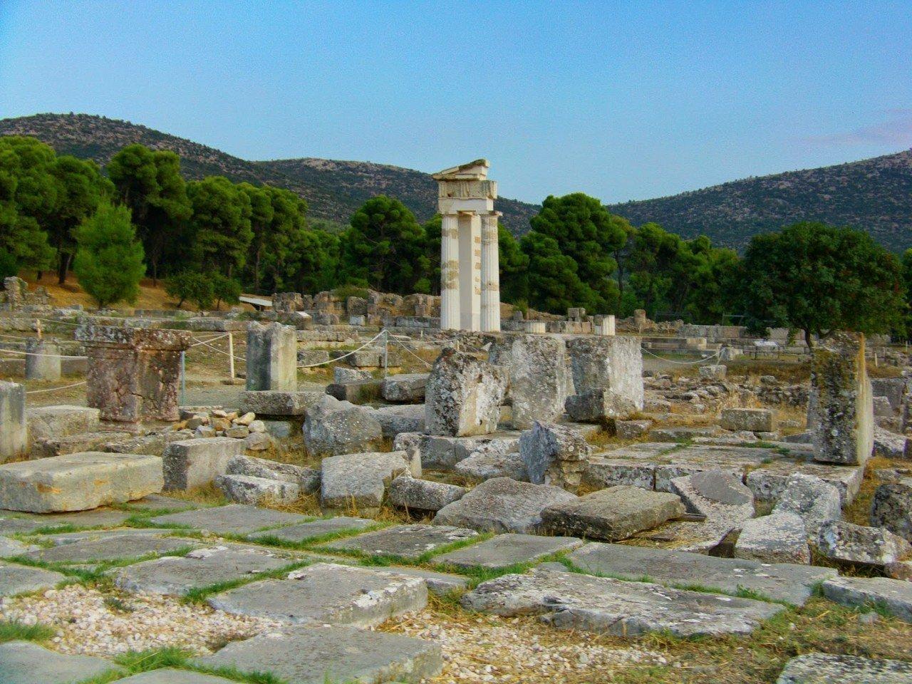 Asklipion-Epidauro