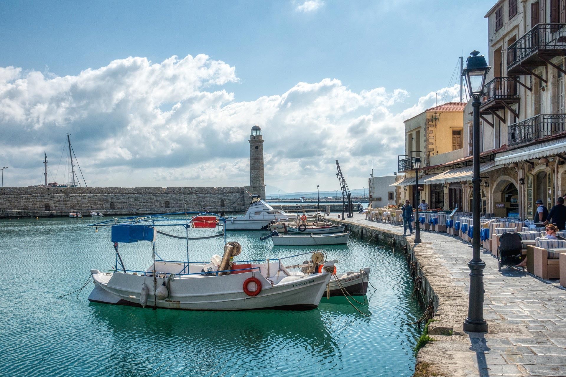 Rethymno, Crete Creta