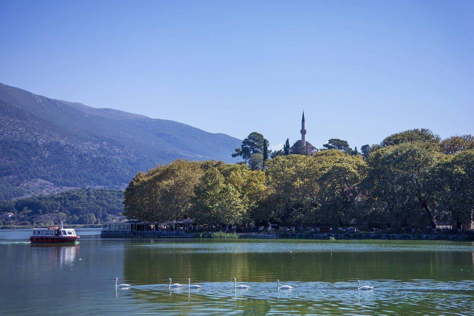 Ioannina lago