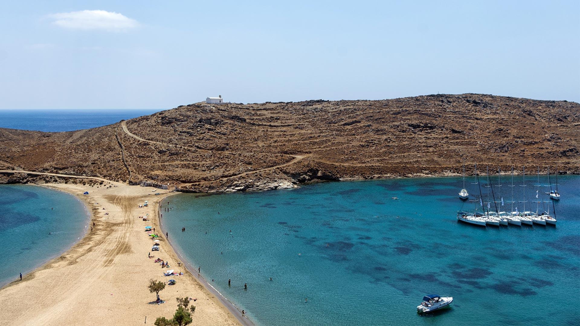 Kythnos-Kolona-playa