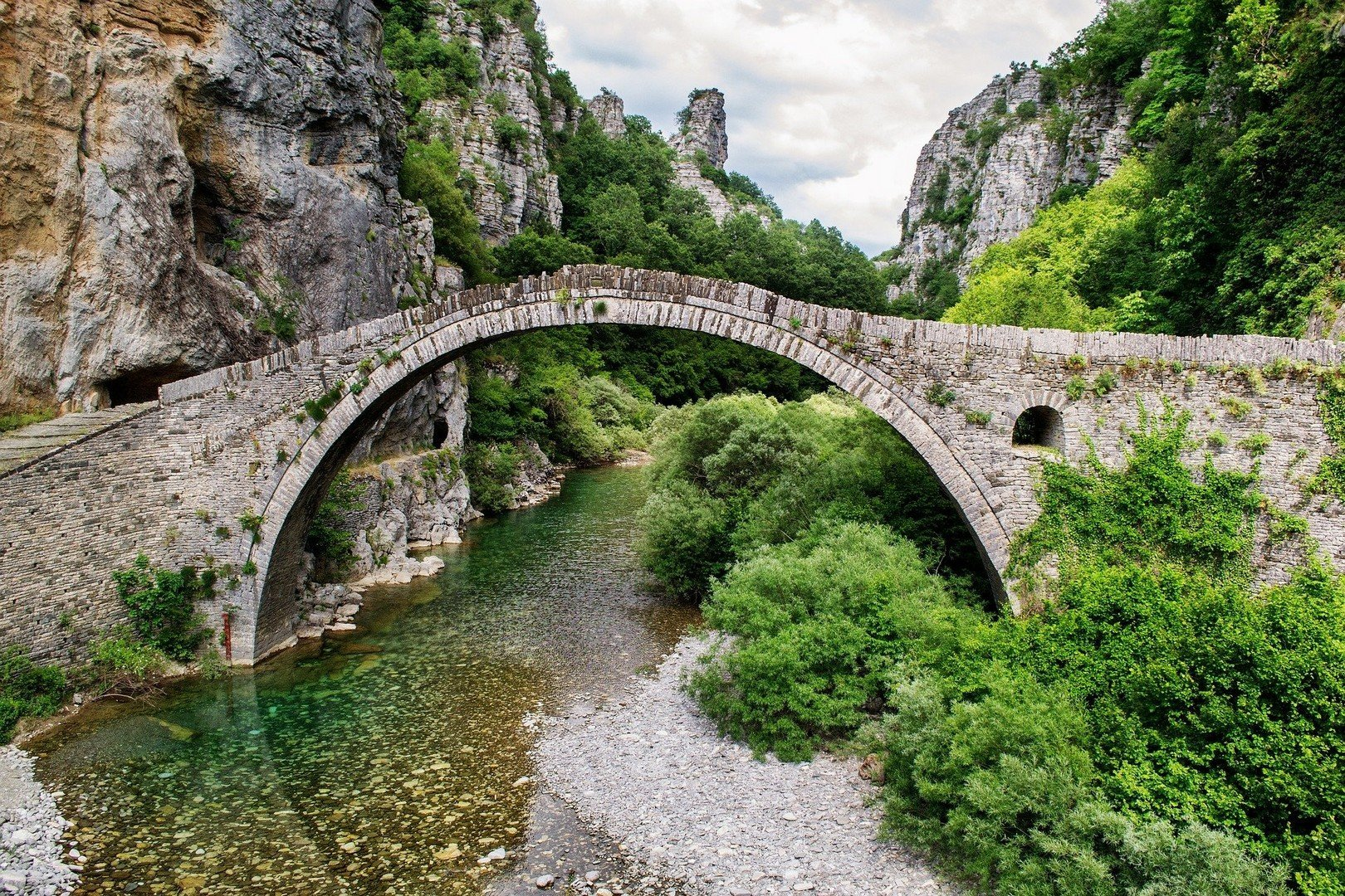 Zagori, Greece
