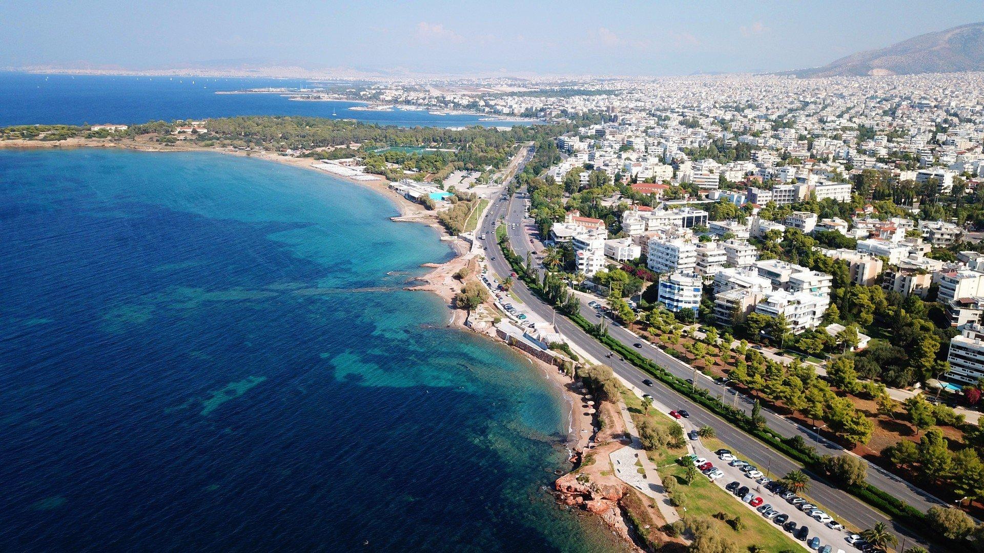 Athenian Riviera, Attica