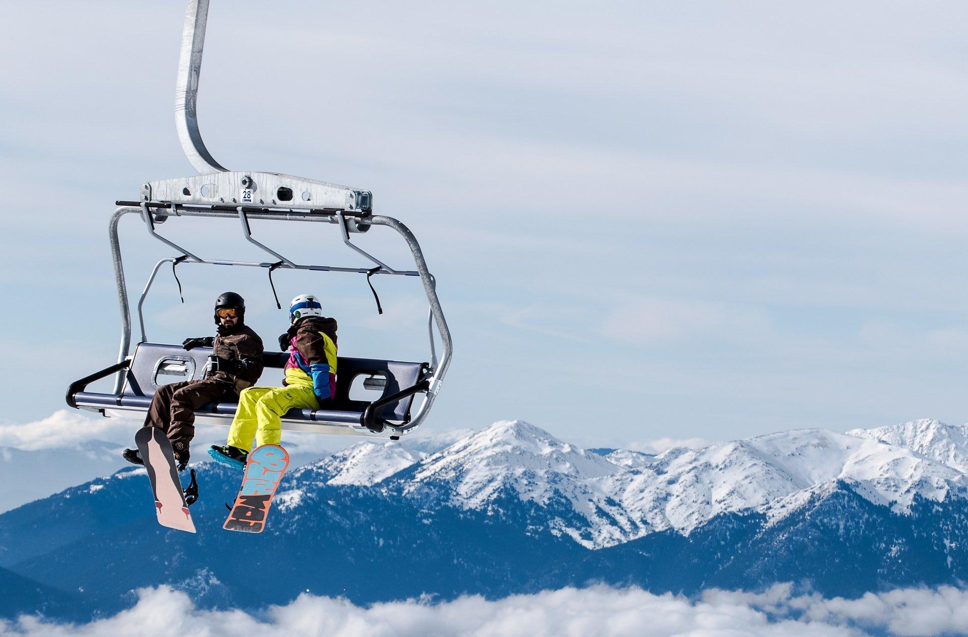 esquí en Grecia, ski in Greece
