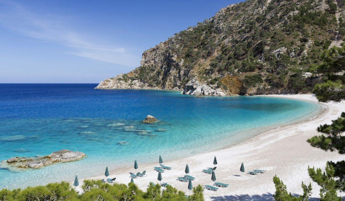 Apella beach on Karpathos island, Greece shutterstock_201372218