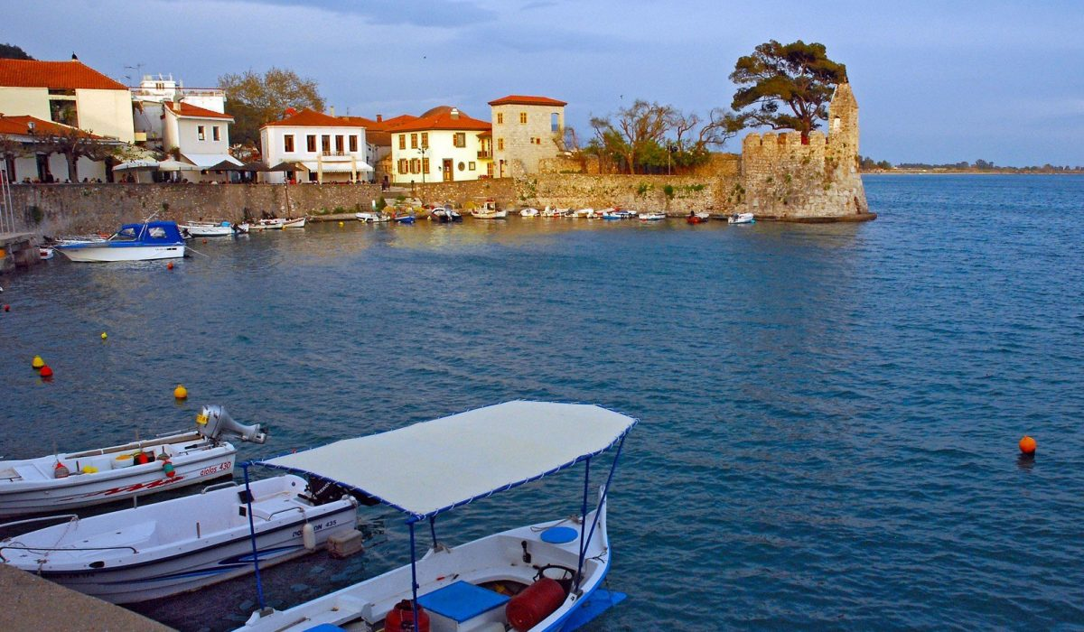 Lepanto (Nafpaktos), Greece