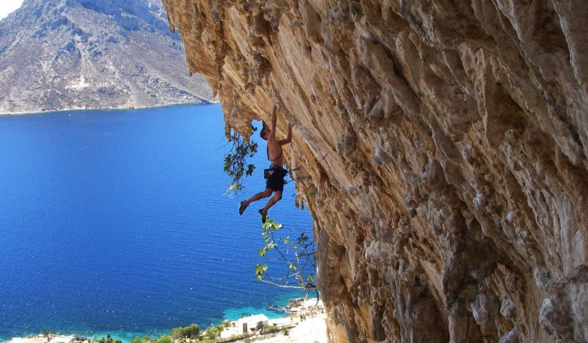 Rock Climbing in Kalymons