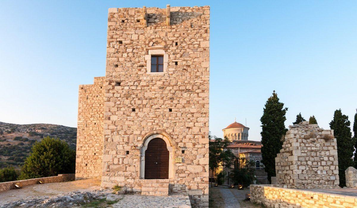 Pythagoreio, Samos Island - Imagen shutterstock_321429119