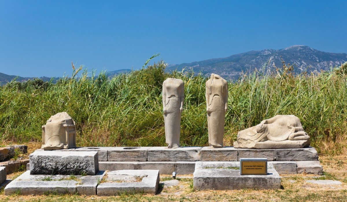 Heraion of Samos, Greece