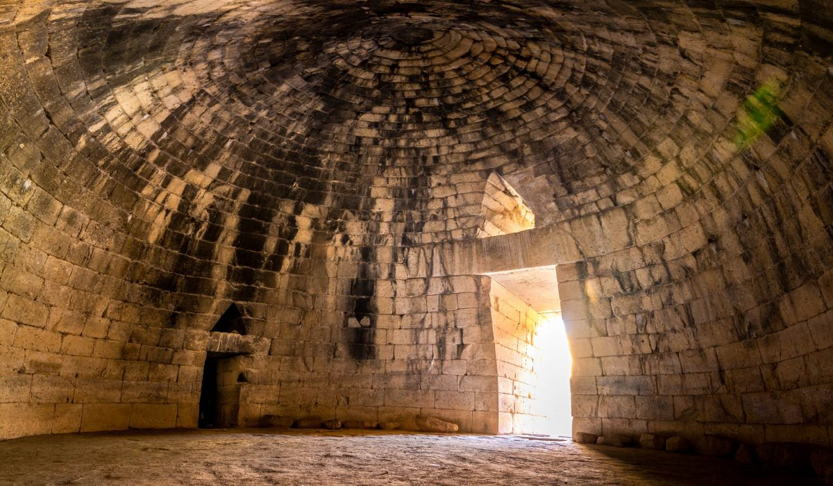 Micenas, Peloponeso