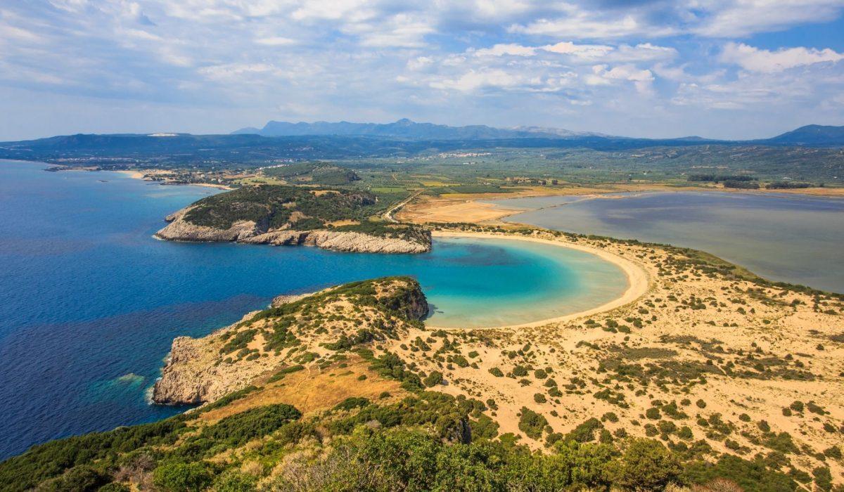 Voidokoilia, Greece, Mesenia, Mesinia